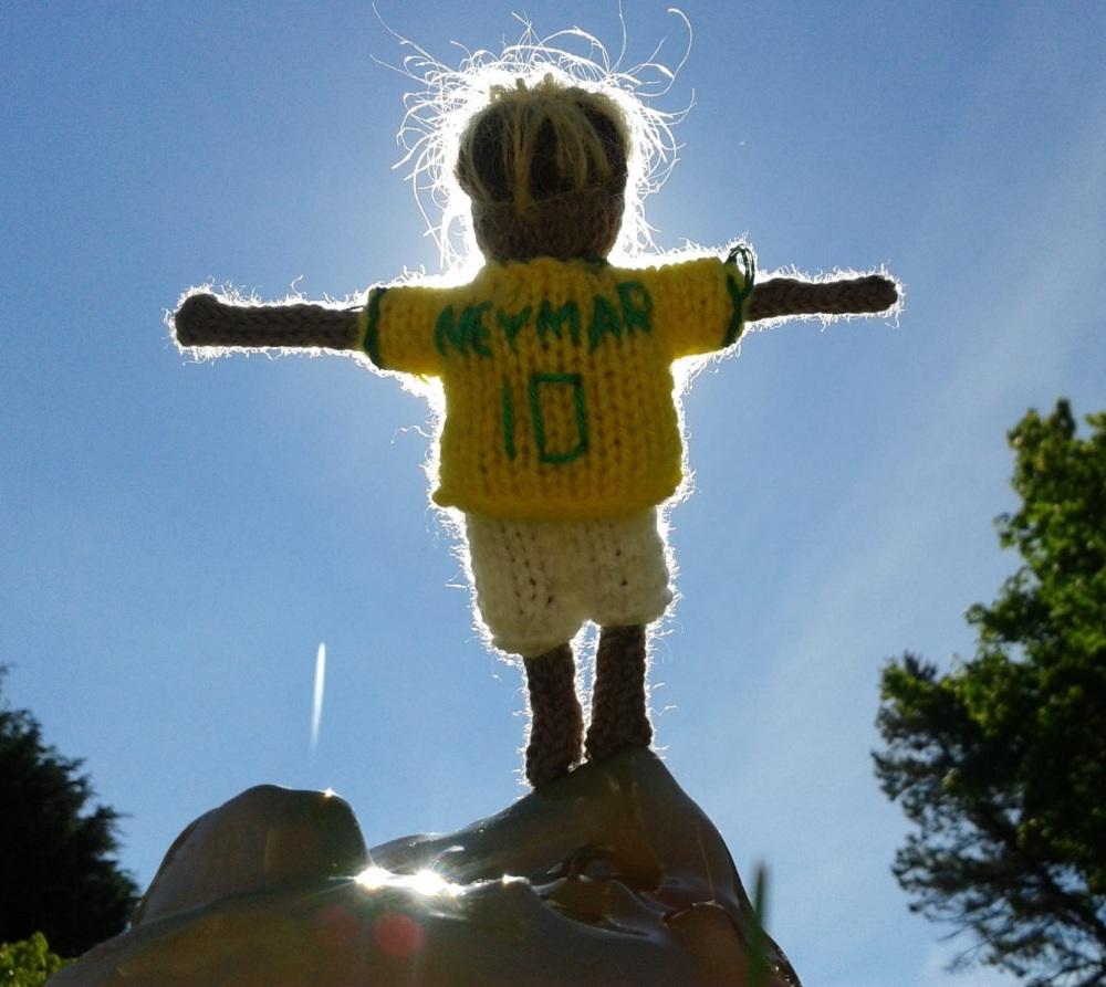 Neymar the Redeemer