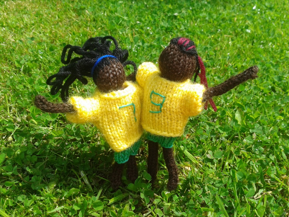 Cameroon's women's football Gabrielle Onguene, Madeleine Ngono Mani