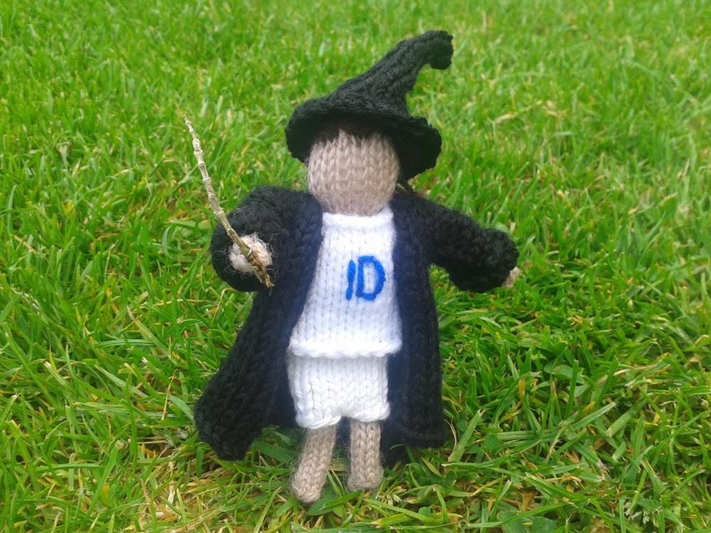 Kaz Karen Carney England wizard